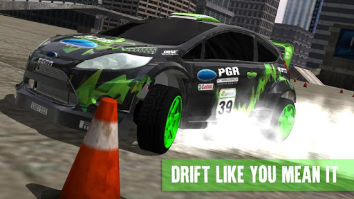 Pure Gymkhana Rally - Drift !
