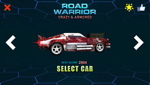 Road Warrior - Crazy & Armored