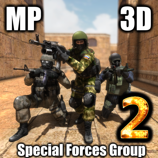 Special Forces Group 2 v2.1 (Mod Apk Money)