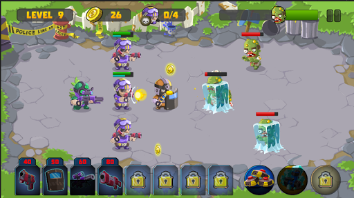 Special Squad vs Zombies