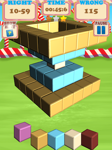 Sugar Cubes SMASH block puzzle