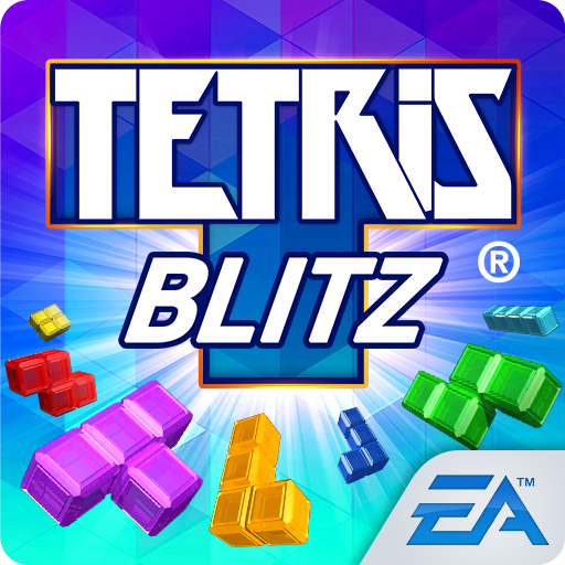Free Download TETRIS® Blitz v3.5.3 Mod Apk Money
