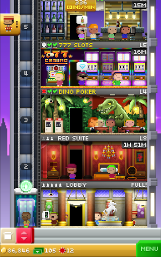 Tiny Tower Vegas