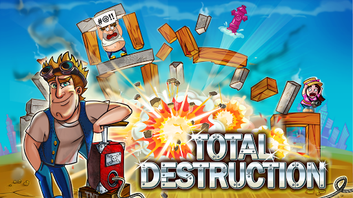 Total Destruction: Blast Hero