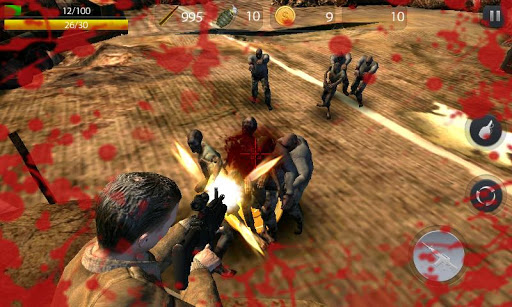 Zombie Hell - FPS Zombie Game
