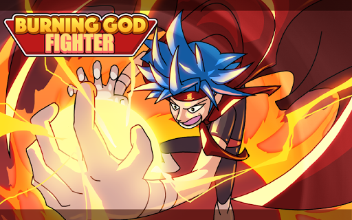 Burning God Fighter