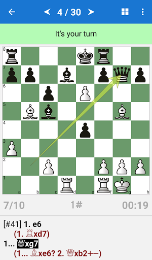 Chess Middlegame V