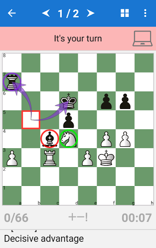 Elementary Chess Tactics II