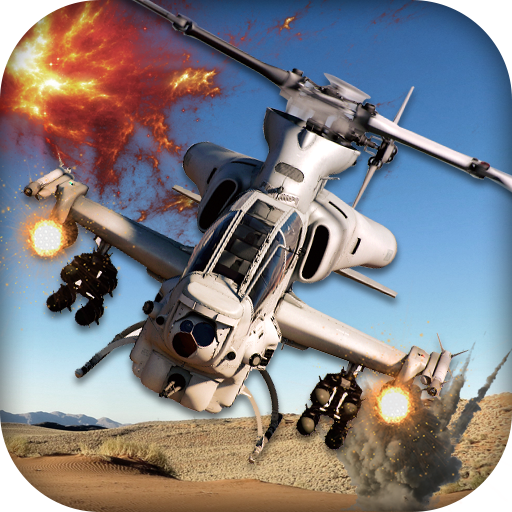 Gunship Heli Warfare - Battle