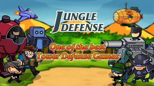 Jungle Defense TD