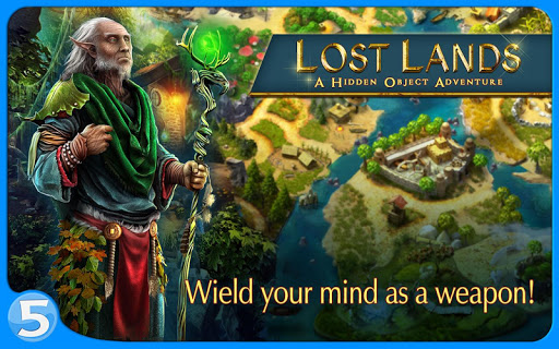 Lost Lands: Hidden Object