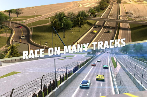 Racing 3D: Asphalt Real Tracks