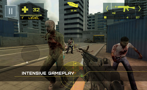 Zombie Defense: Adrenaline