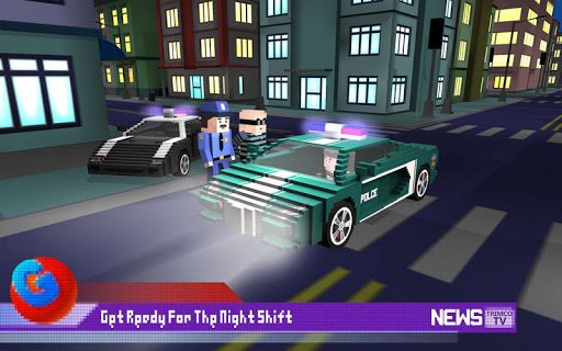 Blocky City: Ultimate Police 2