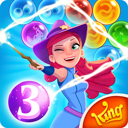 Bubble Witch 3 Saga v2.4.4 Mod Apk
