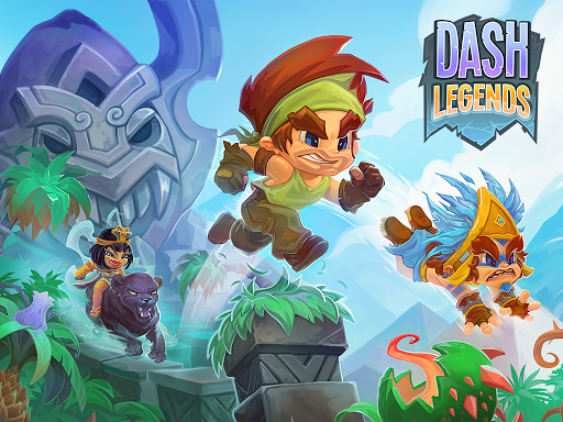 Dash Legends Racing Adventure