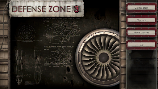 Defense Zone 3 (Unreleased)