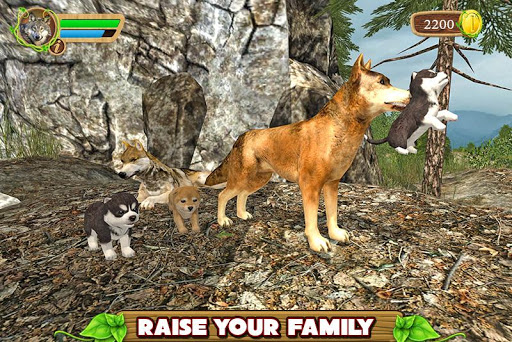 Furious Wolf Simulator 🐺