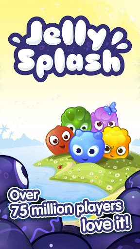 Jelly Splash - Line Match 3
