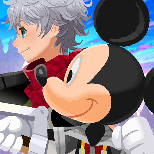 KINGDOM HEARTS Unchained χ Japanese