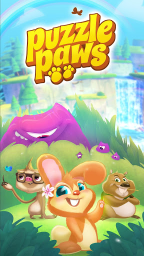 Puzzle Paws: Match 3 Adventure