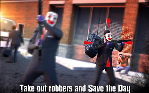 Rival Gang : Bank Robbery