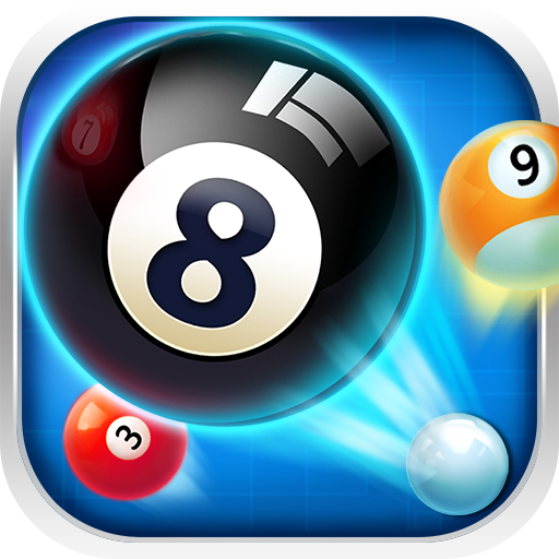 pool 8 ball billiards
