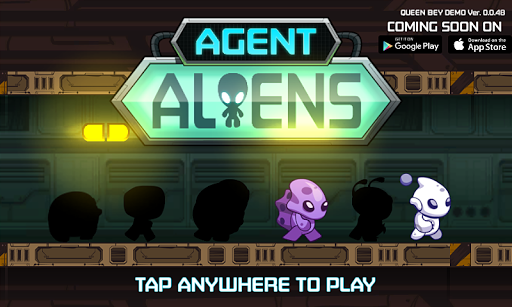 Agent Aliens (Unreleased)
