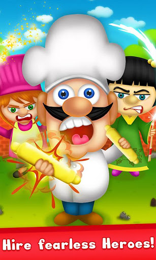 Bakery GO Chef Heroes