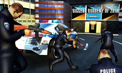 Bank Robbery 2 : The Heist