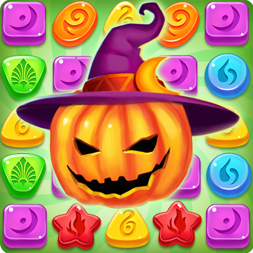 Candy witch : Halloween party