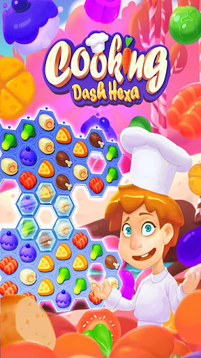 Cooking Dash Hexa