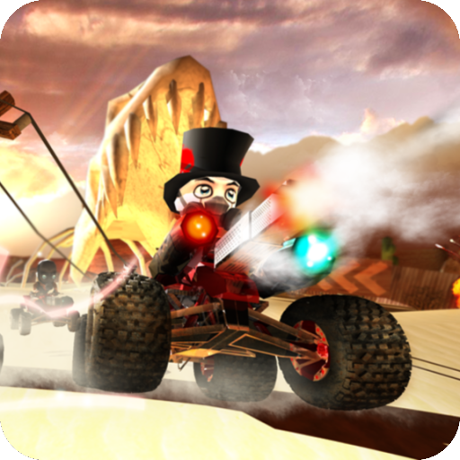 Cracking Sands - Combat Racing