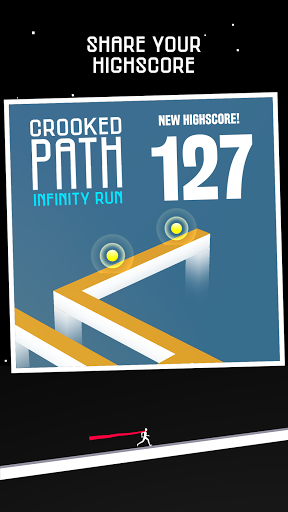 Crooked Path: Infinity Run