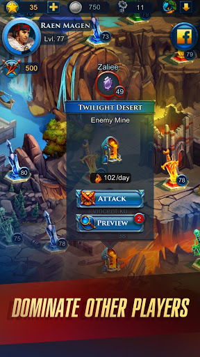 Defenders 2: Tower Defense CCG