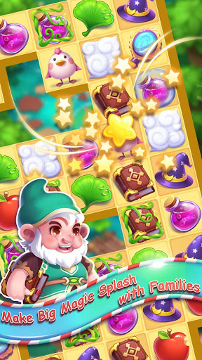 Fairy Quest - Match 3 Game