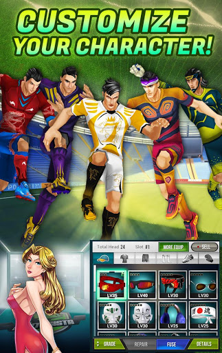 Football Saga Fantasista