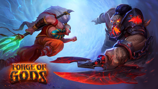 Forge of Gods - Tactical RPG