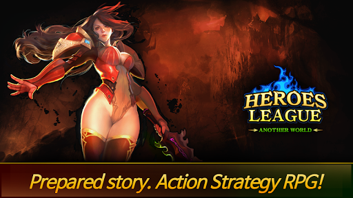 Heroes League Another World