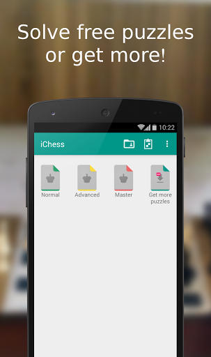 iChess - Chess Tactics/Puzzles