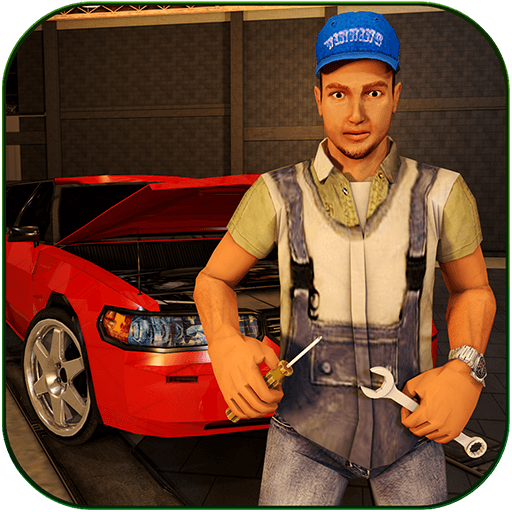 Limousine Car Mechanic 3D Sim