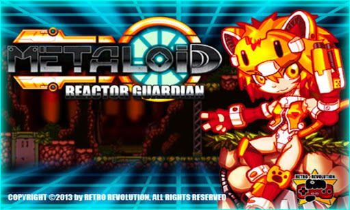 Metaloid : Reactor Guardian