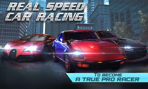 Real Speed Car Racing