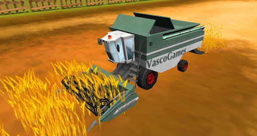 Reaping Machine Farm Simulator