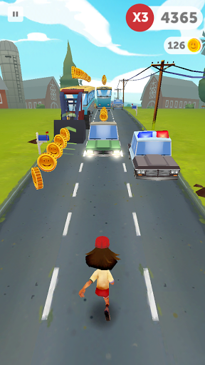 Run Forrest Run Official Game