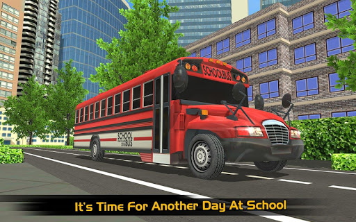 School Bus Simulator 2017