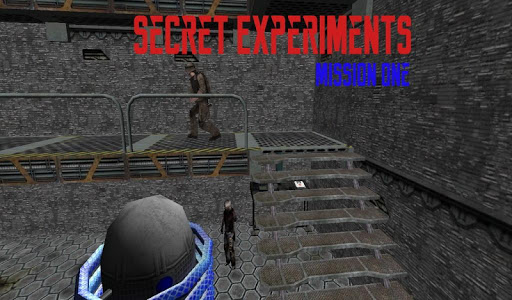 Secret Experiments Mission One