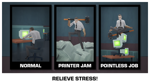 Smash the Office - Stress Fix!