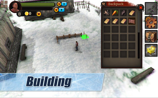 Winter Island CRAFTING GAME 3D
