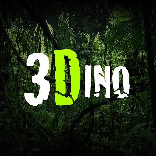 3Dino - The world of dinosaurs